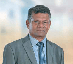 J. P. D. R. Jayasekara - Independent Non-Executive Director